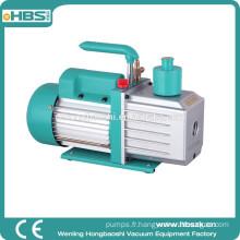 Pompe à vide 3 / 4HP à palettes rotatives à double étage de conception personnalisée 2RS-3