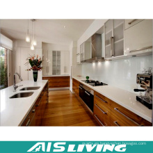 Muebles de diseño de gabinetes de cocina por encargo (AIS-K361)