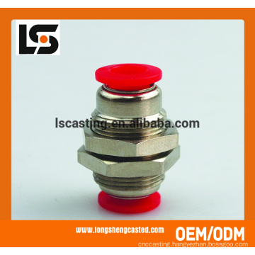 Sheet Metal Fabrication Copper Pipe Fittings with Mass Production Capability