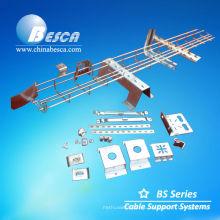 Rejilla de cable con accesorios (CE, UL, NEMA, ISO, SGS, IEC)