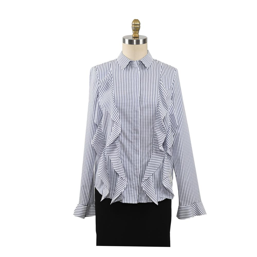 Ladies Casual Long Sleeve Top Shirt