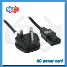 220V C13 Power Cord with UK Plug