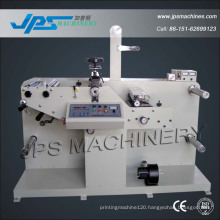 Trademark Mark Label Die Cutting Machinery with Slitting Function