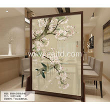 Chinese style folding screen for home decoration