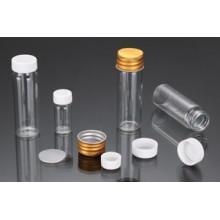 Universelle Glasfläschchen und Kappen