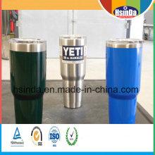 Revêtement en poudre couleur haute qualité Ral pour revêtement en poudre Yeti Cup