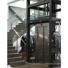 Elevador de casa interior automático de alta confiabilidad de 0.5 m / s