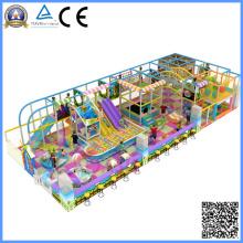 Indoor Playground equipo infantiles infantiles patio interior (TQB013BF)