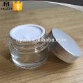 50 ml Milchglas mit Deckel für die Hautpflege