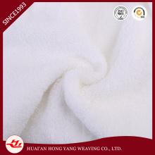 Hotel  Spa Travel White Dobby 3 Pcs Towel Set
