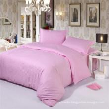 Buy Cheap Cotton Sateen Hotel Pink Linen Bed Sheet Set
