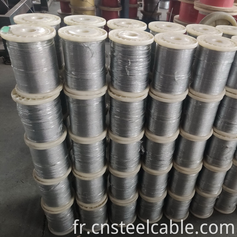 Steel Wire Rope 001