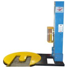 M jenis pallet pre-stretch wrapping machine untuk forklift