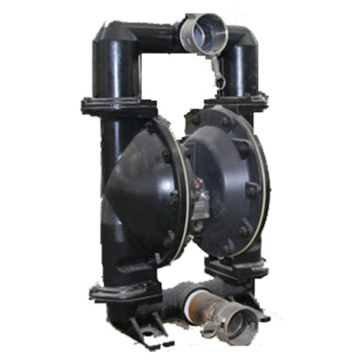 Bahan Teflon Double Diaphragm Pump Pneumatic Device