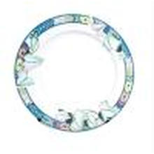 """8"""" Sublimation Lace Coated Plate (P801)"""