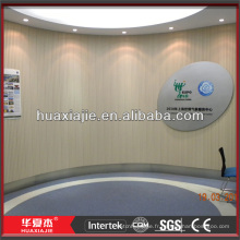 Panneaux de paroi wpc pour décoration intérieure