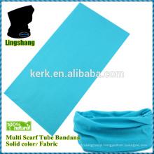 LSB 507, 2014 polyester seamless new fashion plain bandana