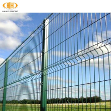 Cheap price pvc coated 6x6 concrete reinforcing welded wire mesh 3d fence for sale