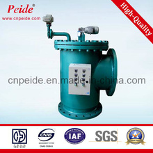 Carbon Steel Automatic Self-Cleaning Brushaway Water Filter