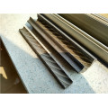 Seamless Round Special Steel Pipe Ribbed Tubes Polishing OD 5-420mm