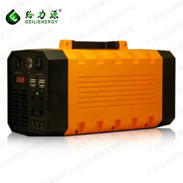 High Capacity 50/60Hz 288wh 500AD portble 12v 26ah li-ion ups battery