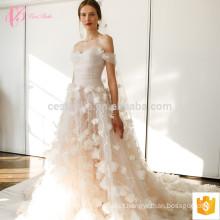 Vestido de noiva de luxo novo vestido de casamento de sereia