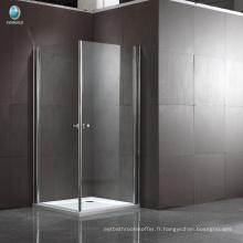 Nouvelle conception salle de douche 304 en acier inoxydable