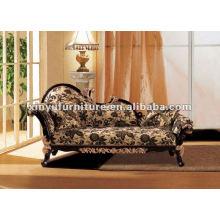Clásica madera maciza silla real XB10013