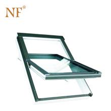 Triple glazed tilt and turn energy efficient windows