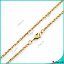 Bijouterie à bijoux en chaîne à la vente chaude (FN16040839)