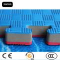 3.0cm High Density EVA Blue Red Tatami Mat