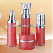 2013 Hot Selling Plastic Acrylic Cosmetic Airless Bottle And Jars