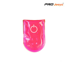 High-Vis Pink Led Shining Magnetic Clip