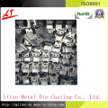 Hardware Berühmte Aluminiumlegierung Druckguss-Möbel-Verbindungsstück-Bestandteile