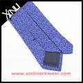 Golf Logo Silk Tie Custom Necktie