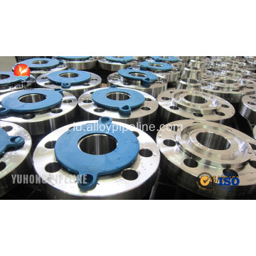 NO10276 C276 Hastelloy Steel Flange