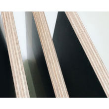 1220*2440mm Black Film Faced Plywood Widely Used In Concrete Construction