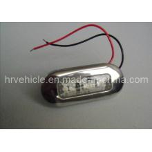 LED Oblong Courtesy Lamp for Boat RV 10-30V