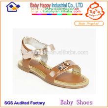 La mode la plus récente belle chaussures pour enfants sandales Dropship