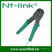 Ferramenta de crimpagem para conector de extremidade 4P + 6P + 8P