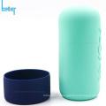 Schutzglasflaschenabdeckung Silikon Einmachglas Hülle