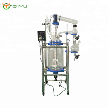 10L 50L 100L 200L Explosion-proof Electric Heating Chemical Glass Reactor Shanghai For Lab