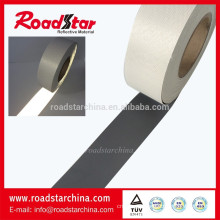 Silver-grey reflective artificial leather manufacturer