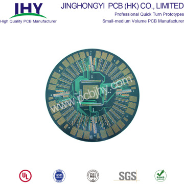 6 Layer Mulitilayer BGA PCB-productie