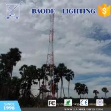 Antena de FDD-Lte mastro e torre de comunicação para a China Telecom