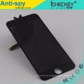Venta caliente! Vidrio templado anti-espía del protector de pantalla de privacidad para teléfono móvil iPhone 6