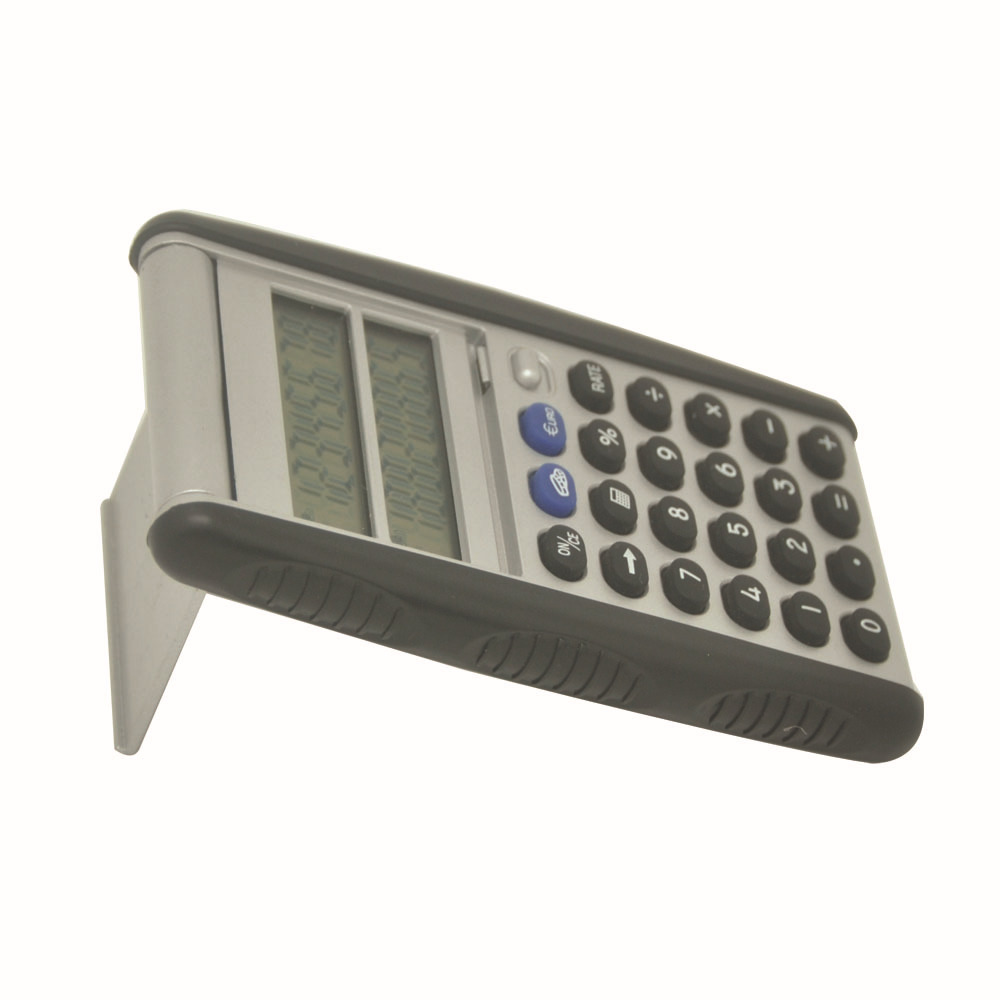 8 Digits Small Electronic Calculator with Flip Cover