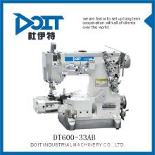 The shorts waist elastic sewing machine DT600-33AB