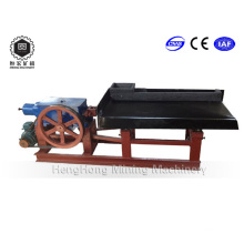 Lab Dressing Shaker Table for Mineral Ore Gold Concentration