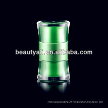 20g 50g Luxury Round Waist Double Wall Acrylic Cosmetic Jar